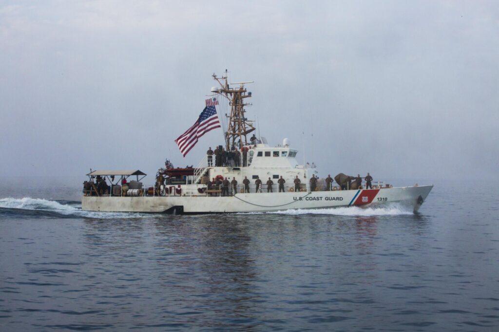 uscgc baranof - naval post- naval news and information