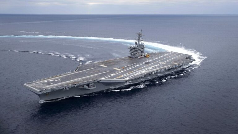 USS Abraham Lincoln Completes Maintenance Period in San Diego