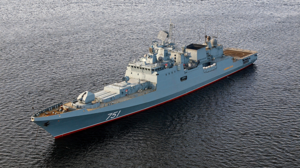 admiral essen - naval post- naval news and information