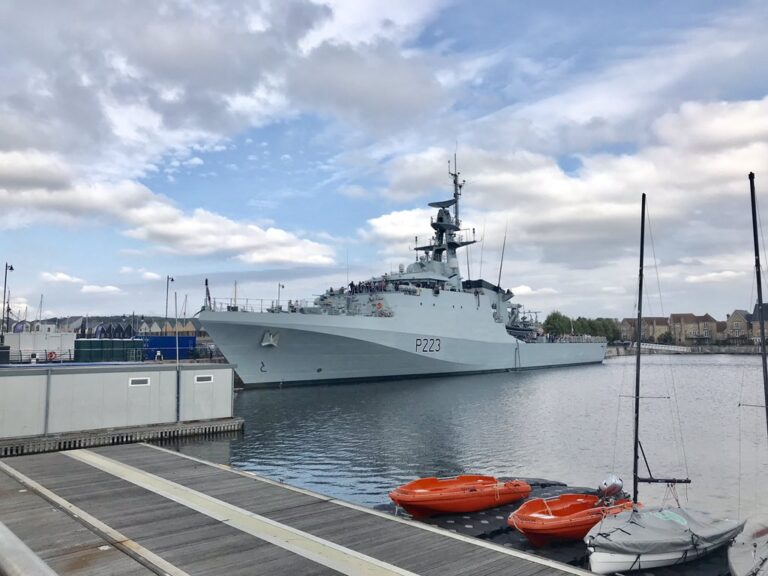 BAE Systems completes maintenance of HMS Medway