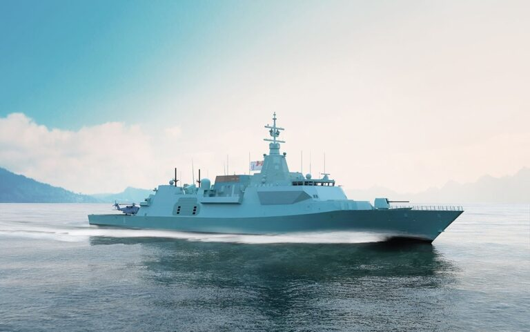 Canada selects Sea Ceptor for the Canadian Surface Combatant