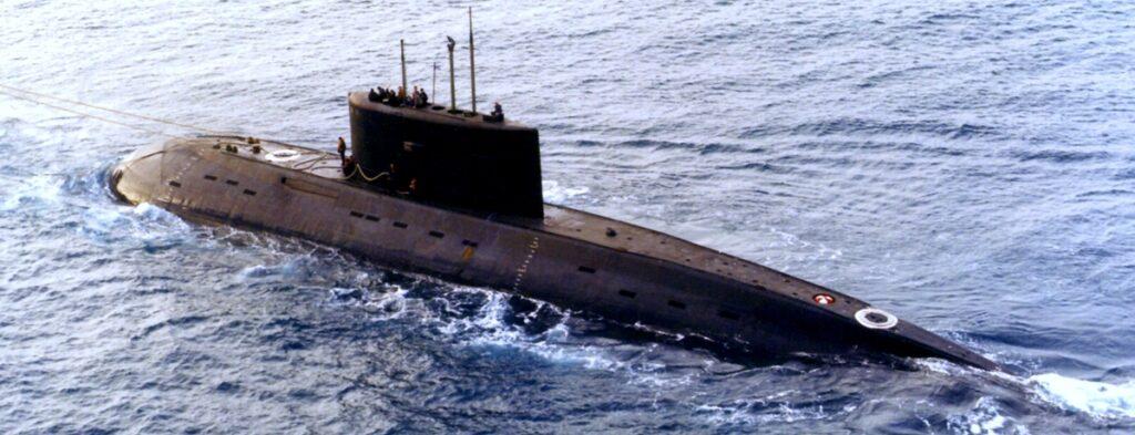 iran submarine kilo class - naval post- naval news and information