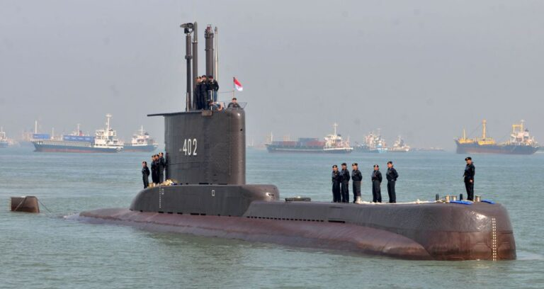 Search for missing Indonesian KRI Nanggala (402) submarine enters the second day