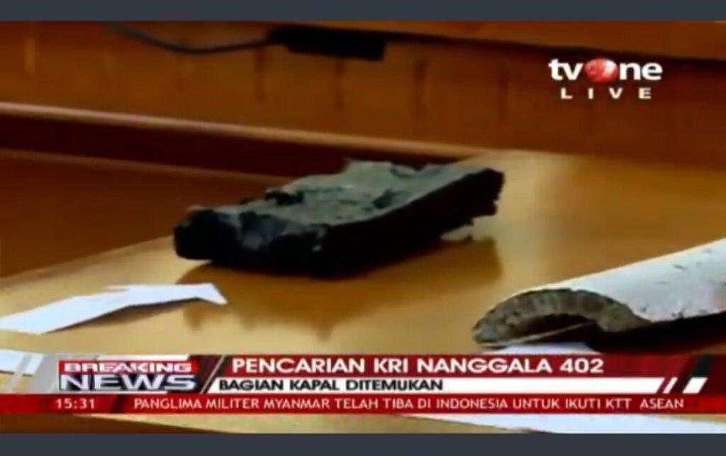 kri nanggala 2 - naval post- naval news and information
