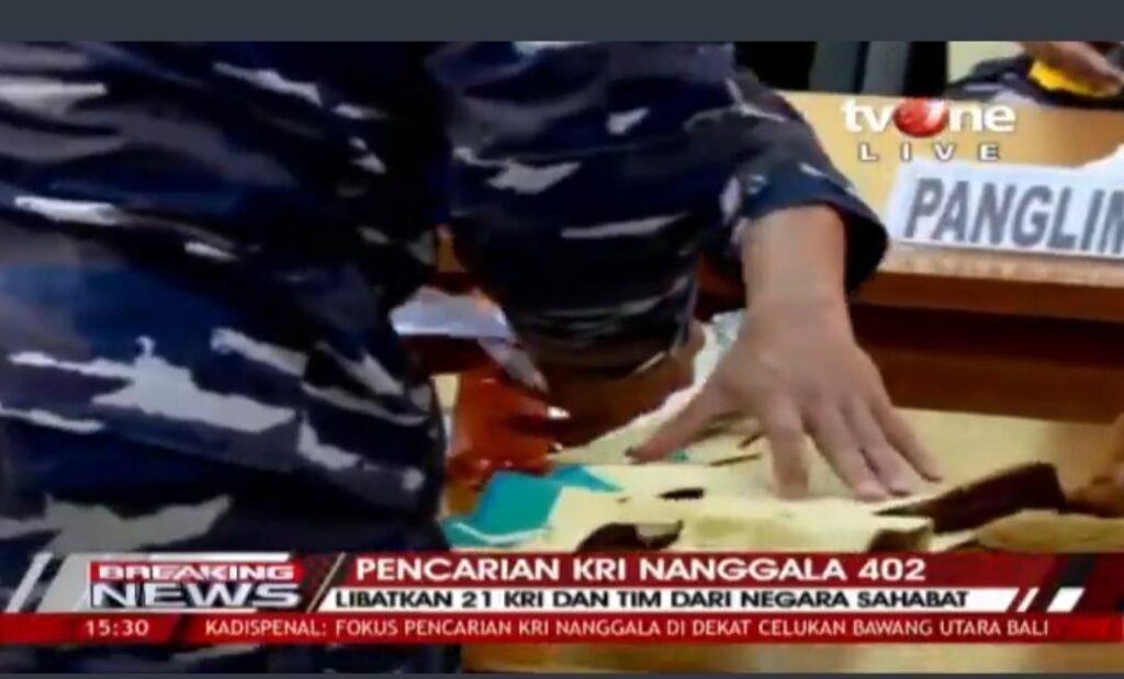 kri nanggala 4 - naval post- naval news and information