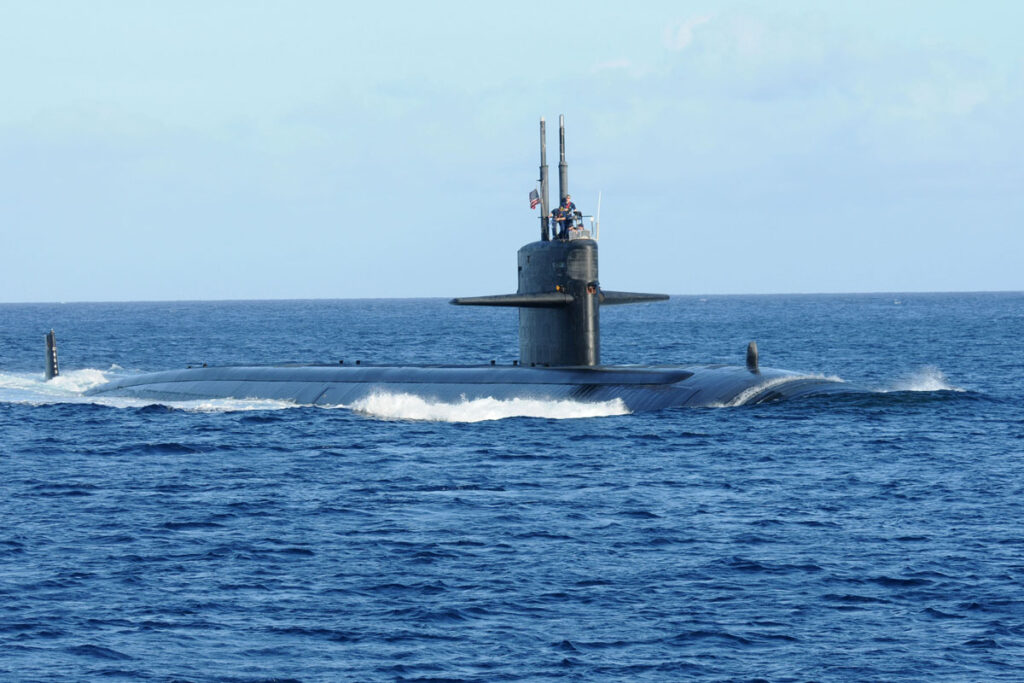 los angeles class attack submarine 003 - naval post