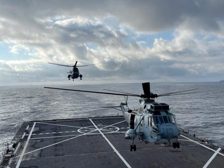 Spanish Navy conducts MARFIBEX-21/1 Amphibious Exercise