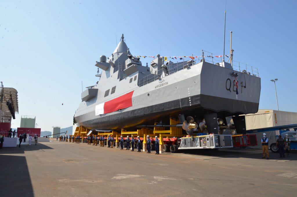qatari emiri navy musherib opv
