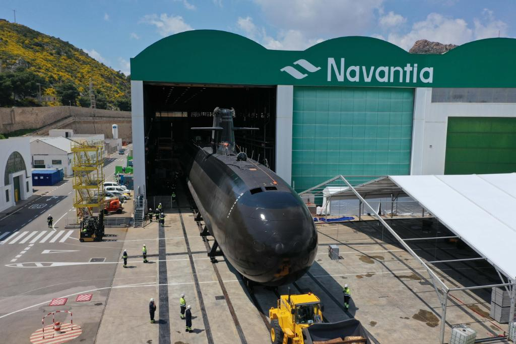 s 80 submarine isaac peral - naval post- naval news and information