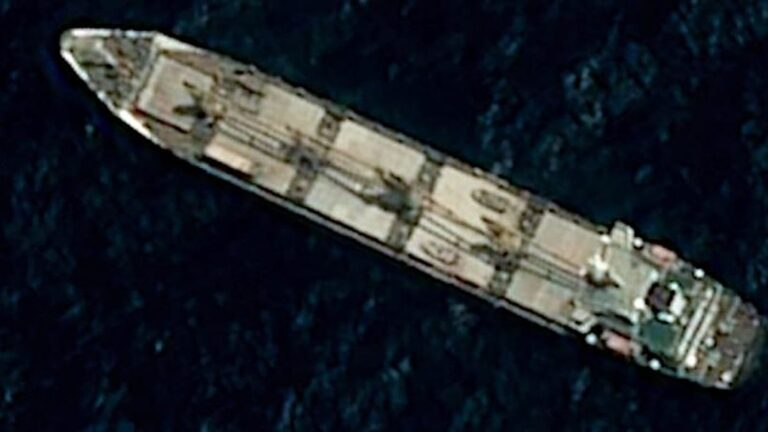 """Iranian intelligence ship """"Saviz"""" was attacked in the Red Sea"""