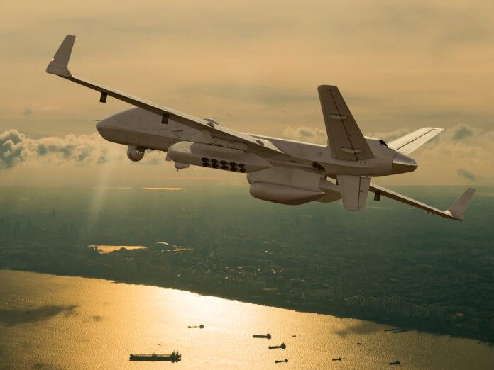 Sea Guardian UAV