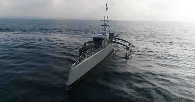Leidos delivers Seahawk autonomous surface vessel to U.S. Navy