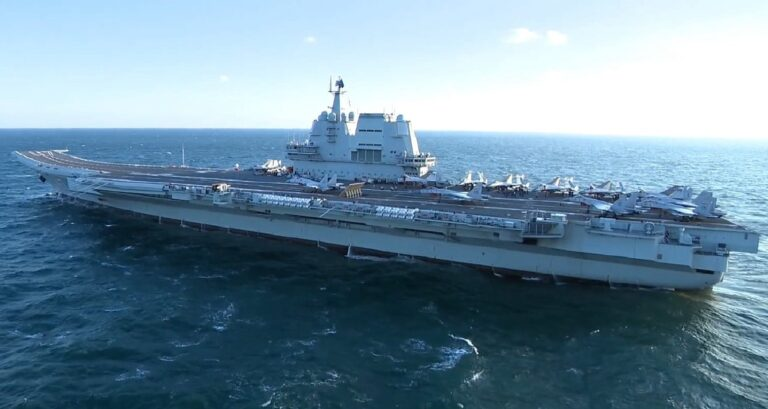 Inside China's First Domestic Aircraft Carrier Shandong
