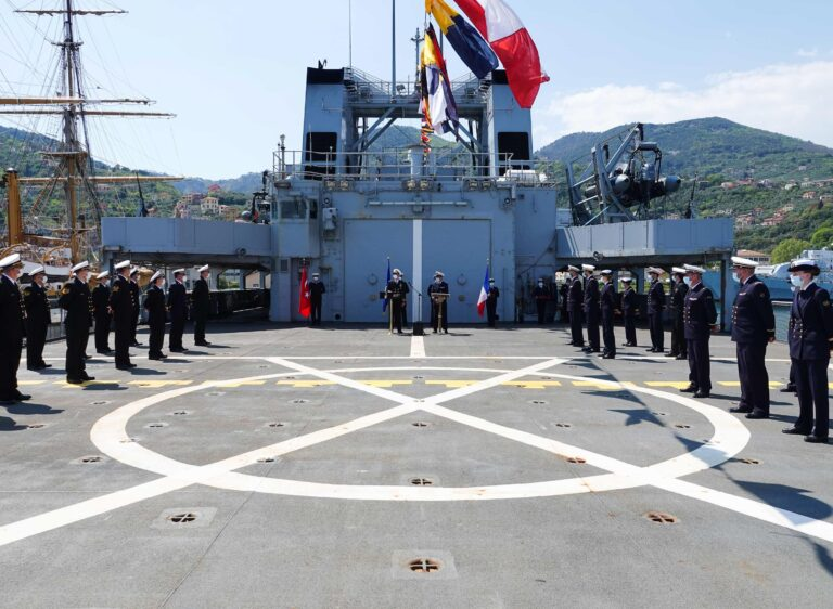 France assumes the command of SNMCMG2 for the 1st time
