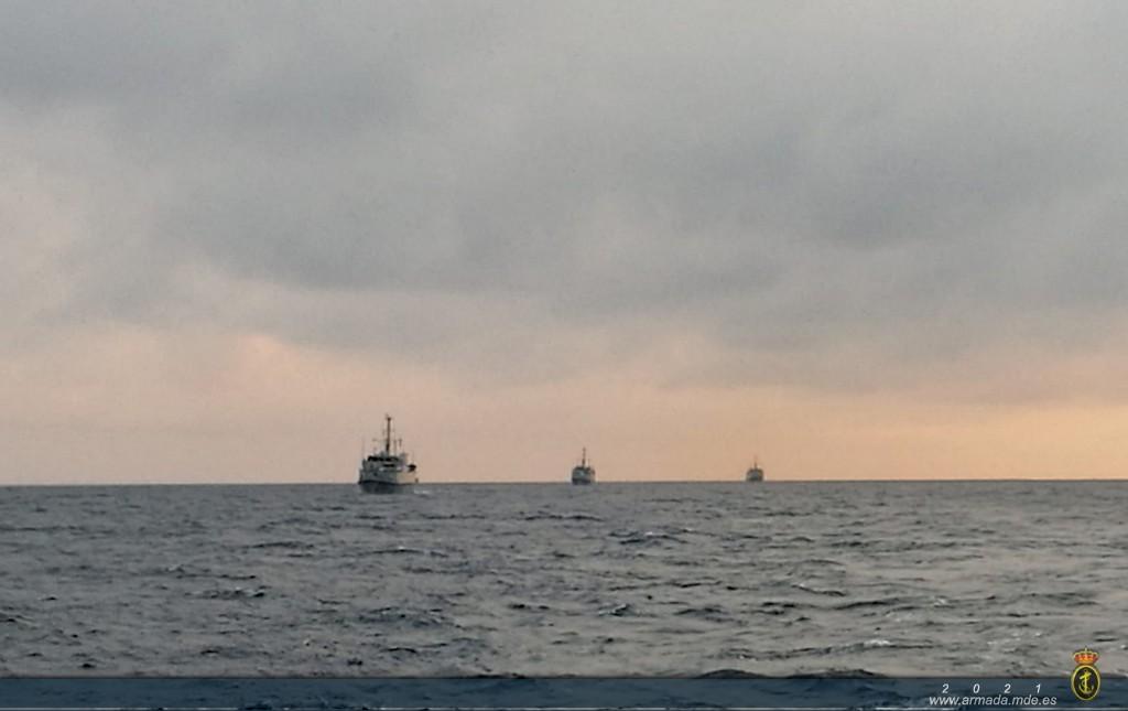 spanish minex 4 - naval post- naval news and information