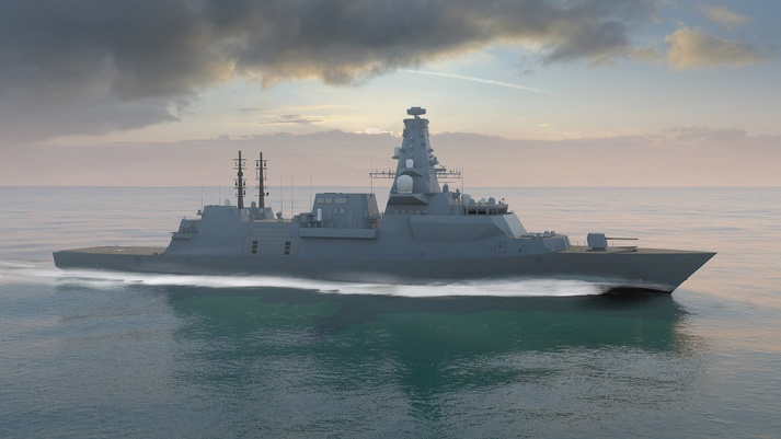 type 26 global combat ship - naval post- naval news and information