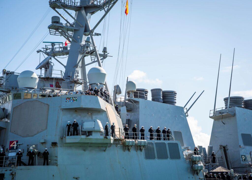 uss arleigh burke - naval post- naval news and information