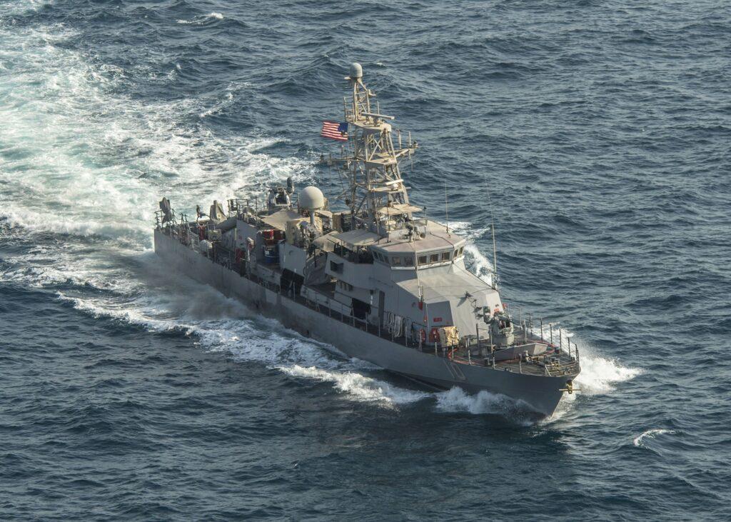 uss firebolt pc 10 - naval post- naval news and information