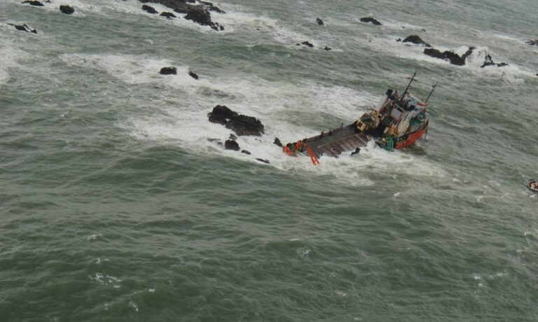 Indian Navy conducts multiple SAR operations along with Indian West Coast