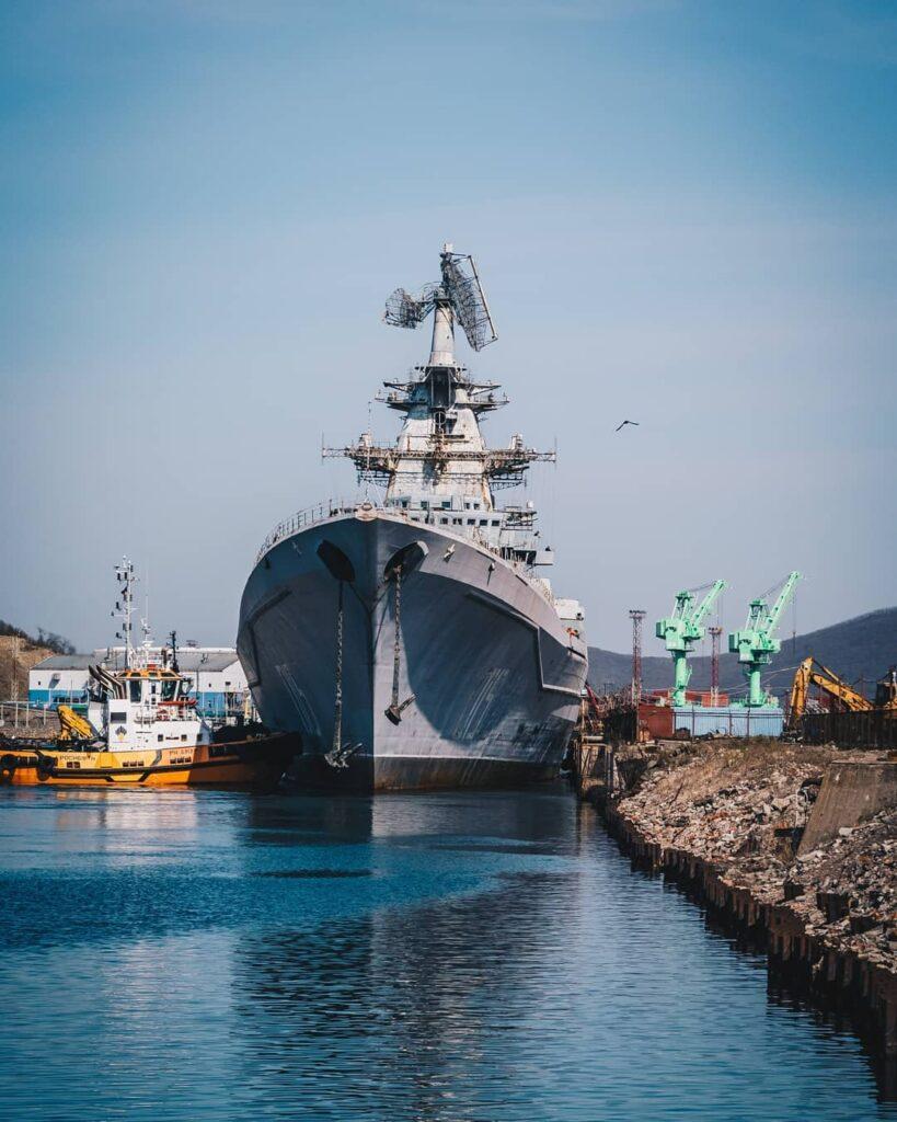 admiral lazarev 3 - naval post