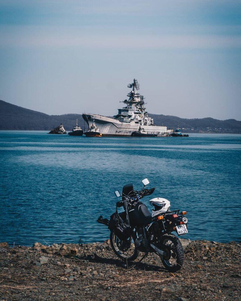 admiral lazarev 5 - naval post