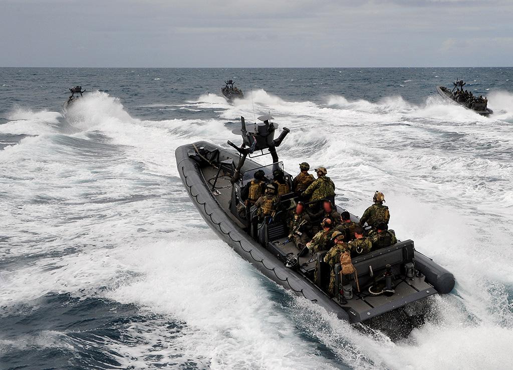 australia rib on mission - naval post- naval news and information