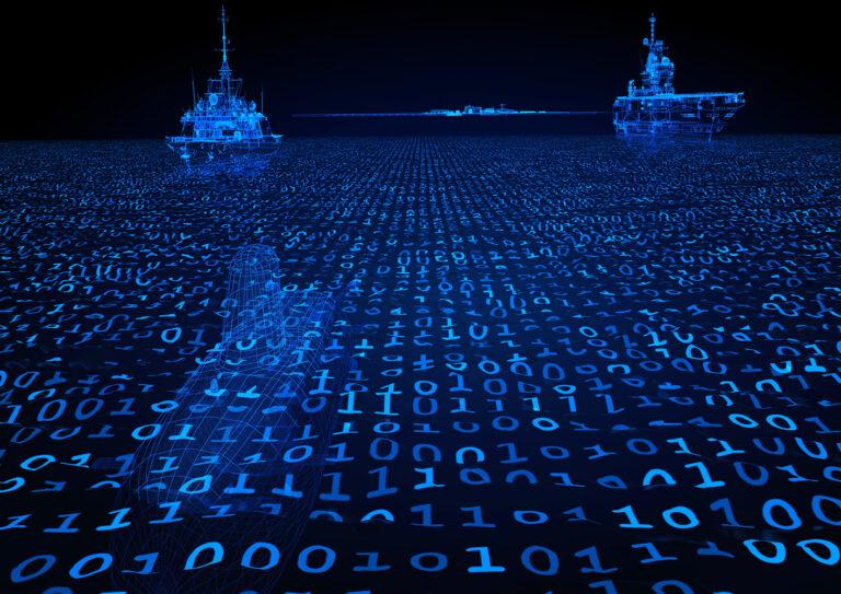 The cyber threat in Naval Warfare