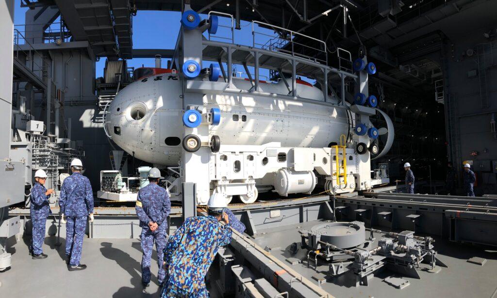 submarine dsrv