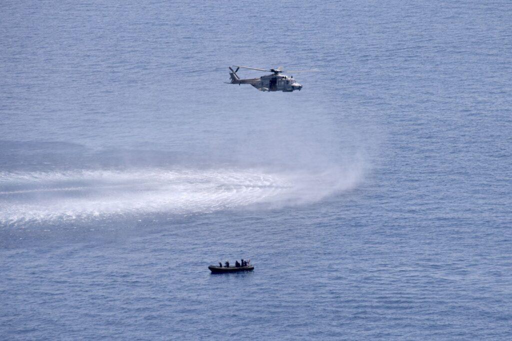 eu-japan-djibouti joint naval exercise