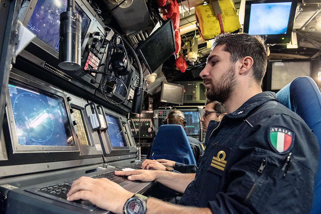 fincantieri u212 nfs 03 - naval post- naval news and information
