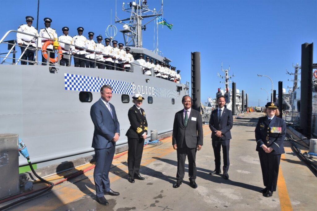 guardian class patrol boat austal 3 - naval post