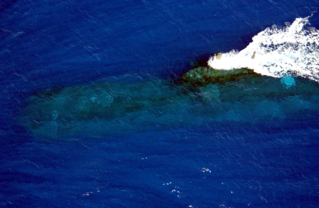 hmas rankin at periscope depth - naval post- naval news and information