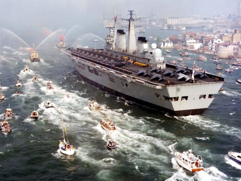 What we have learned from the Falklands War