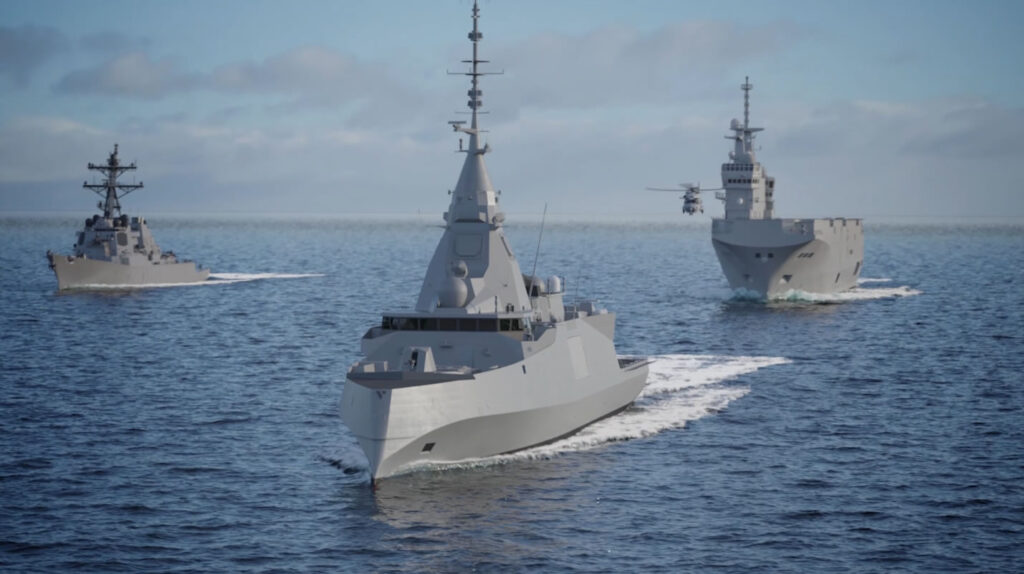 head of greek defense procurement agency visited naval group 1 - naval post- naval news and information