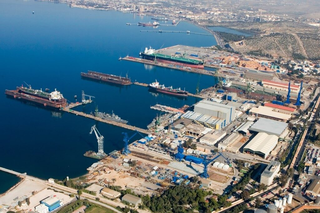 hellenic shipyards - naval post- naval news and information