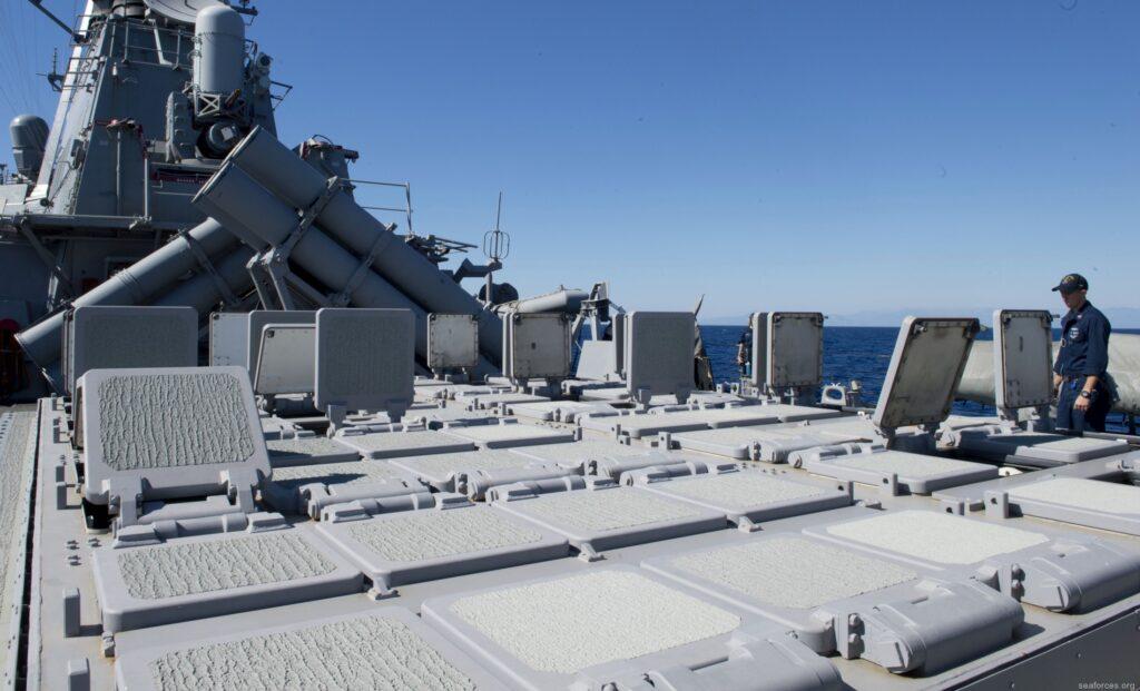 mk 41 vls 043 - naval post- naval news and information