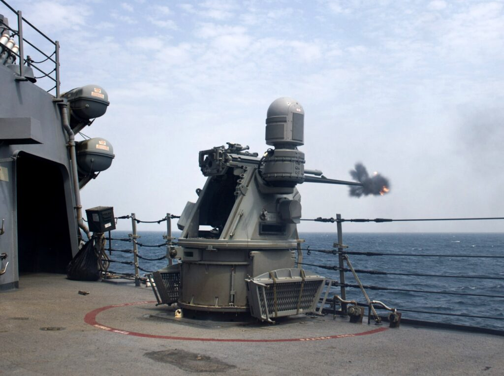 mk 38 gun is fired on uss arleigh burke ddg 51 in july 2014 - naval post- naval news and information