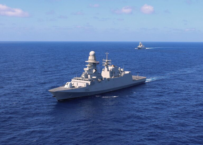 NATO OSG focused patrol concludes with Egypt visit