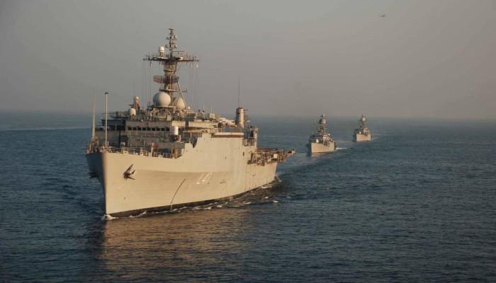 Indian Navy deploys 7 ships for Operation Samudra Setu II