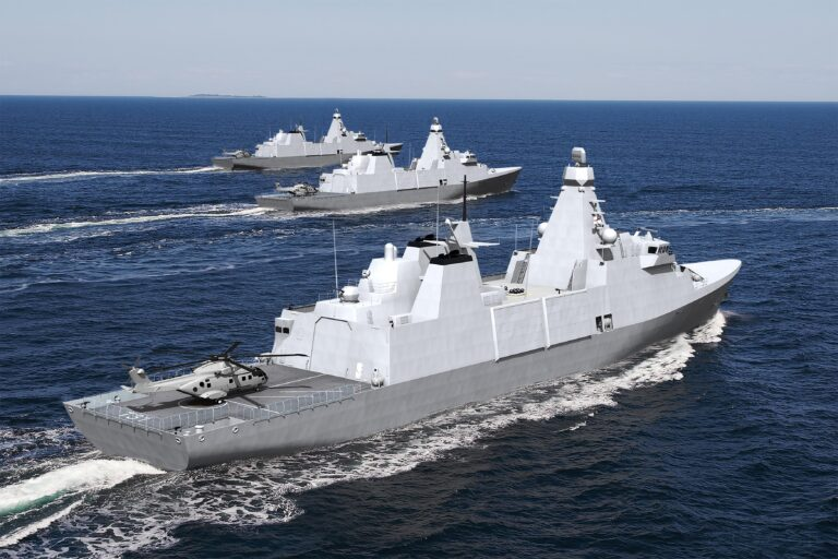 Royal Navy officially announces the names of Type 31 frigates