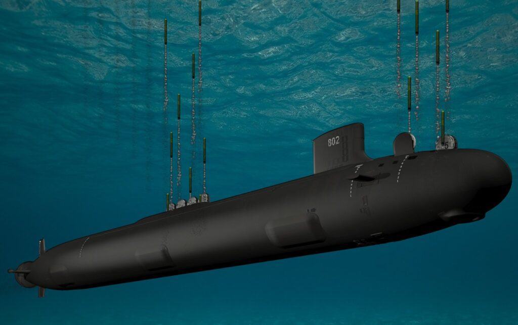 vpm firing undersea - naval post- naval news and information