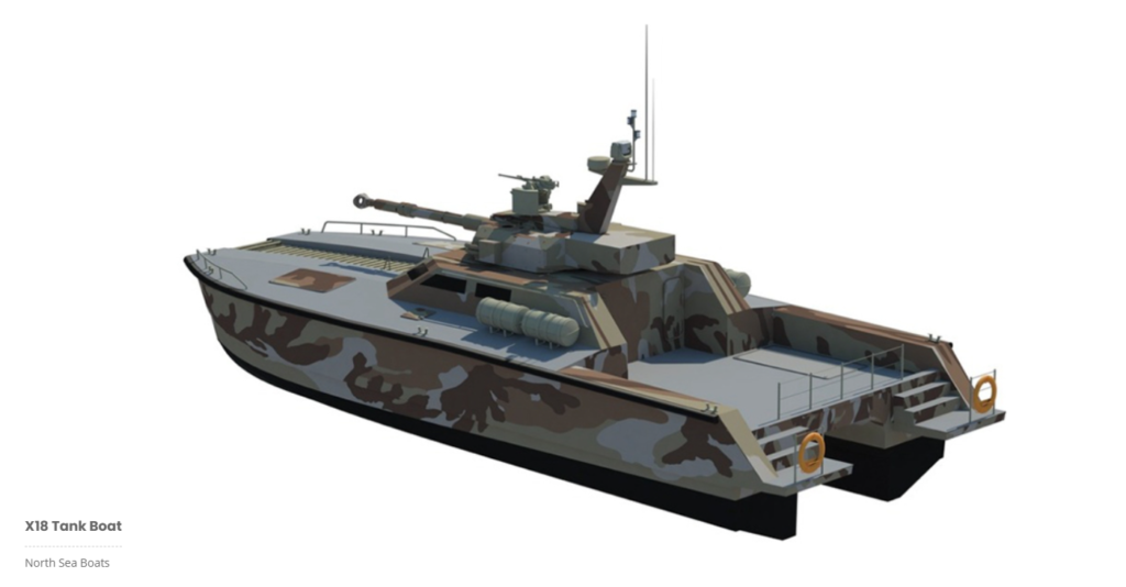 x 18 tank boat 3 - naval post- naval news and information