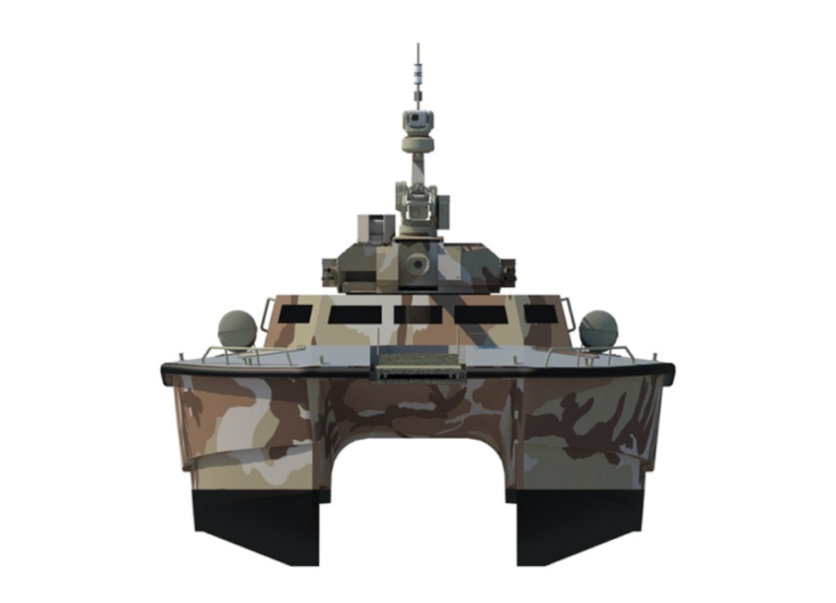 Indonesian North Sea Boats launches first X18 Tank Boat