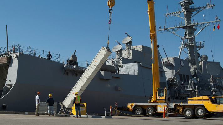 BAE Systems seals a huge contract for additional VLS canisters for the US Navy