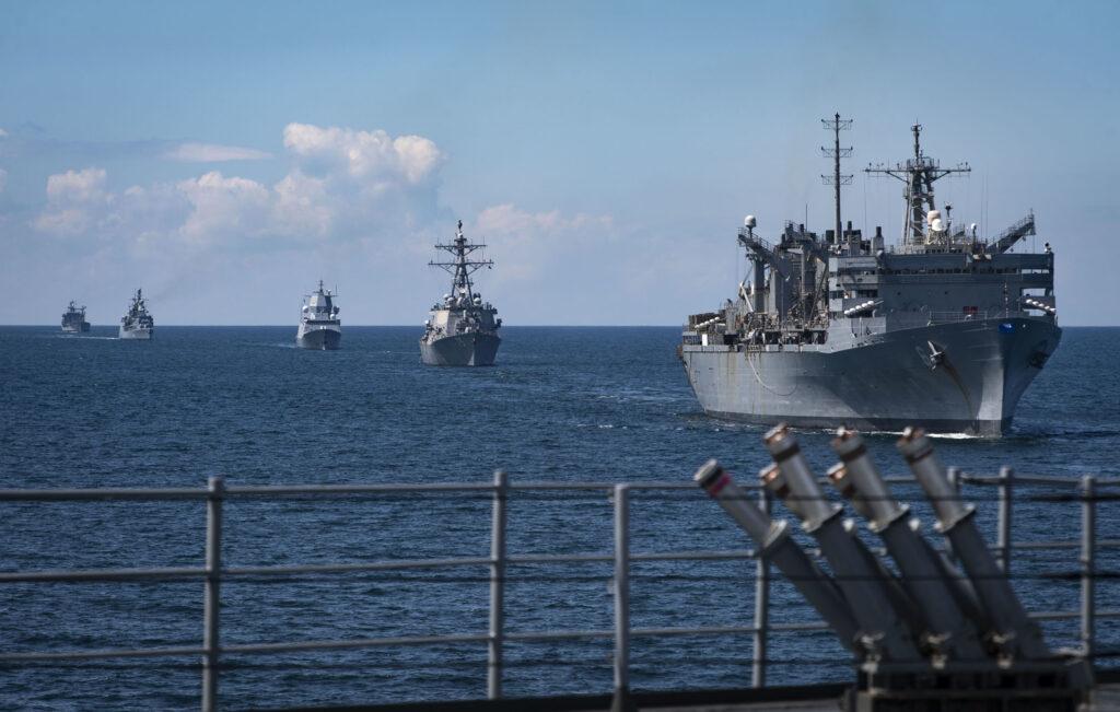 baltops 2020 2 - naval post