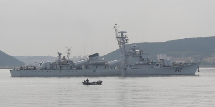 PLAN frigate Dandong decommissioned after 36 years' service