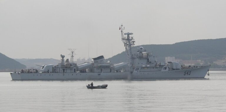 PLA Navy frigate Dandong decommissioned after 36 years' service