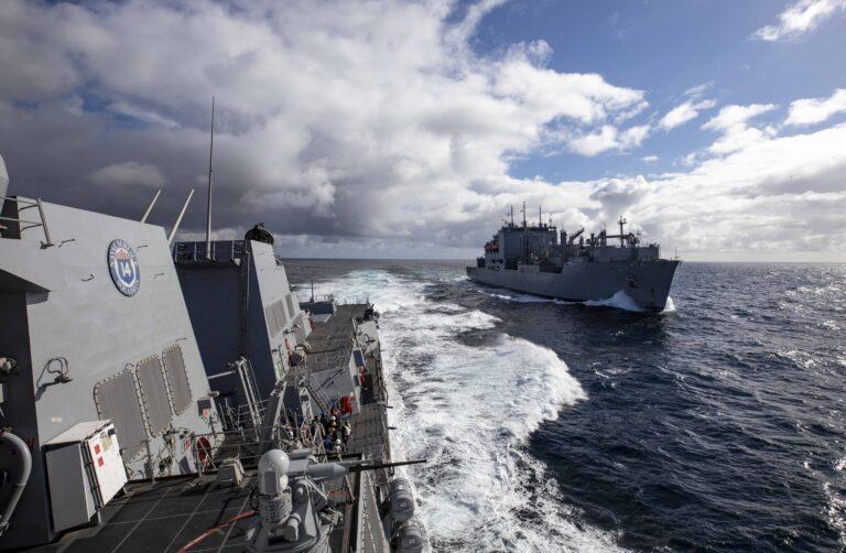 Exercise At-Sea Demo/Formidable Shield 2021 kicks off
