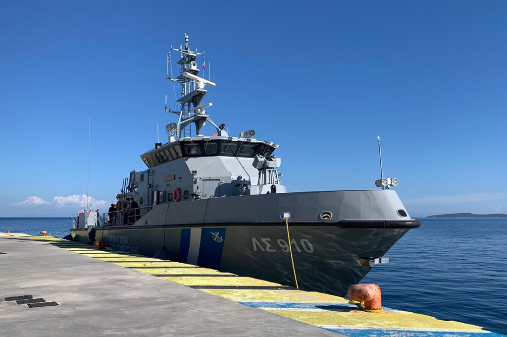 hellenic coast guard - naval post- naval news and information