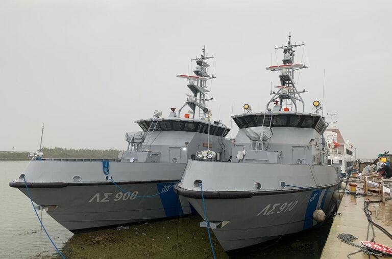 Elbit Systems completes trials for Hellenic Coast Guard Combat Suites